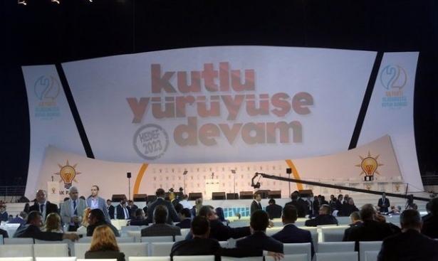AK Parti 2. Olağanüstü Büyük Kongresi 54