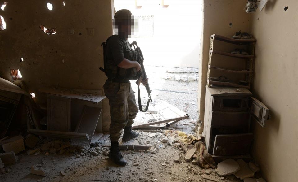 PKK'nın Şırnak'taki 3 'karargah'ı bulundu 10