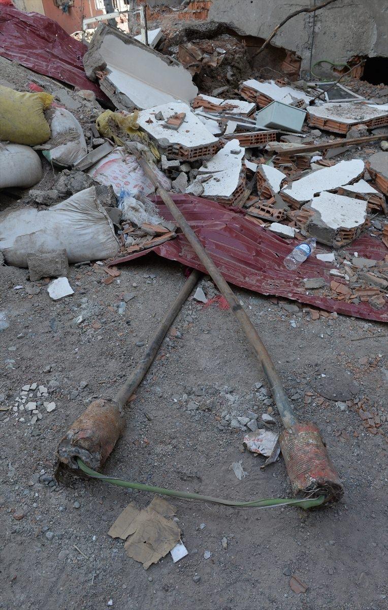 PKK'nın Şırnak'taki 3 'karargah'ı bulundu 15