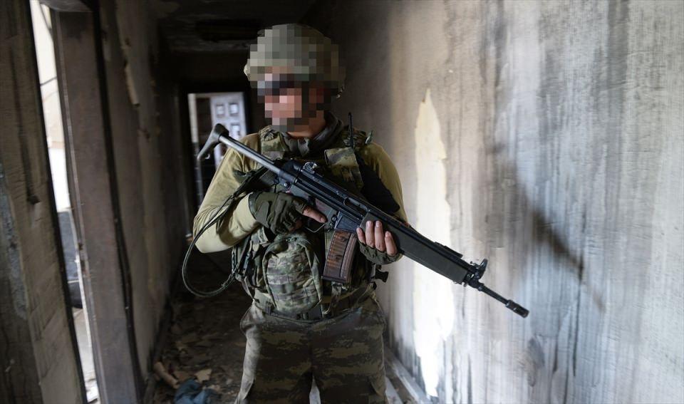 PKK'nın Şırnak'taki 3 'karargah'ı bulundu 16