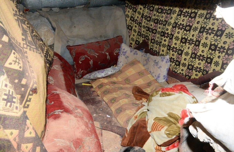 PKK'nın Şırnak'taki 3 'karargah'ı bulundu 20