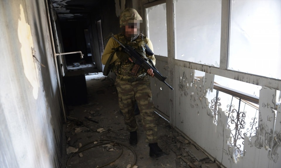 PKK'nın Şırnak'taki 3 'karargah'ı bulundu 22