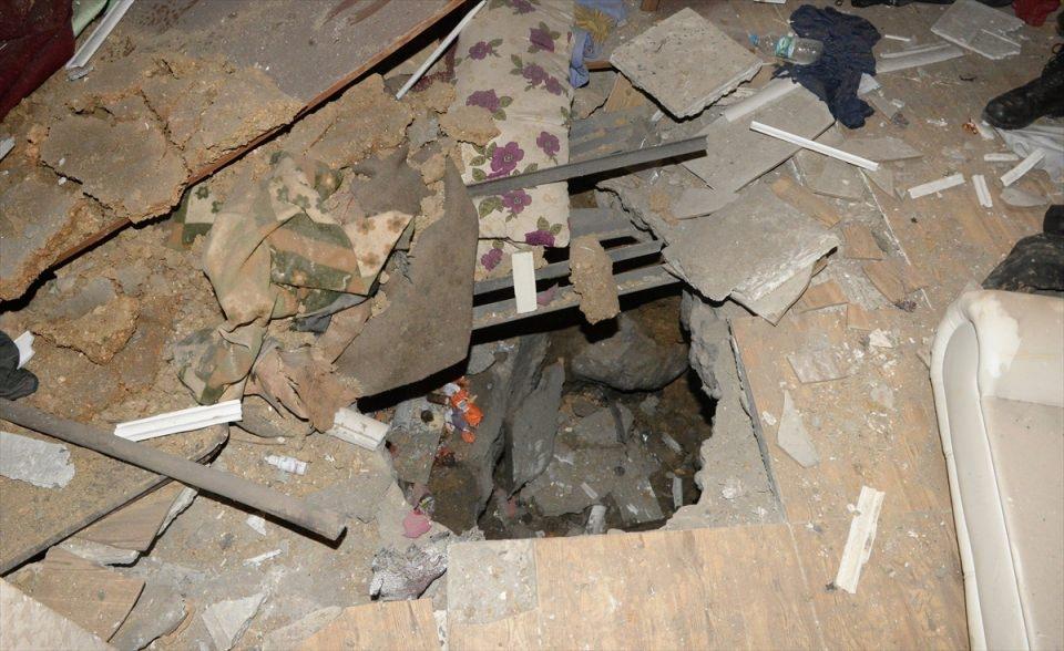 PKK'nın Şırnak'taki 3 'karargah'ı bulundu 3