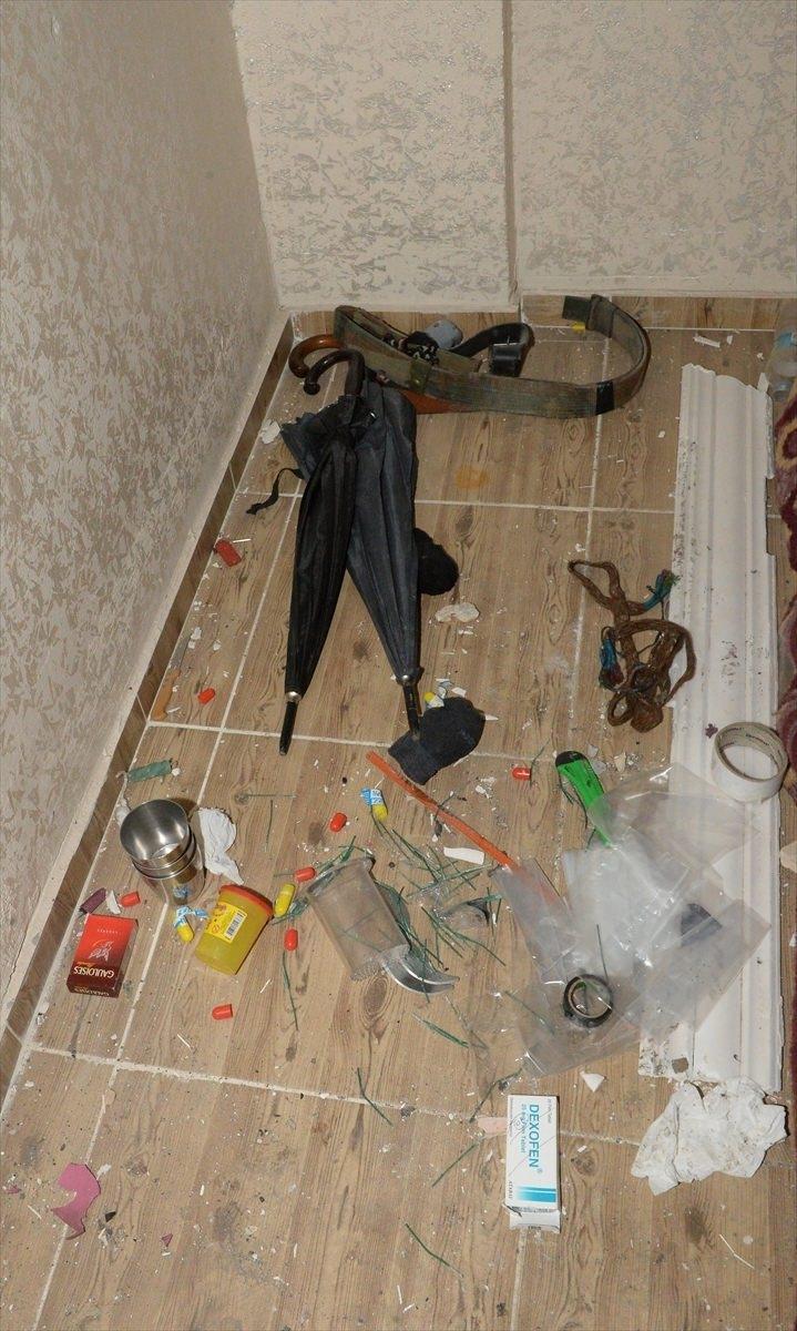 PKK'nın Şırnak'taki 3 'karargah'ı bulundu 4