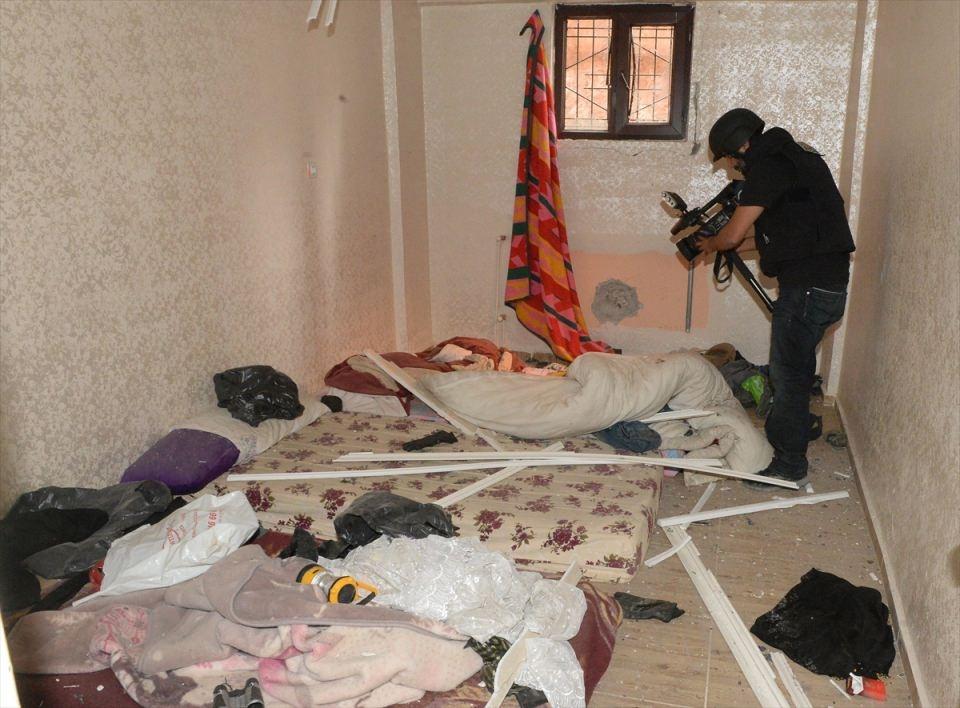 PKK'nın Şırnak'taki 3 'karargah'ı bulundu 5