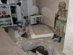 PKK'nın Şırnak'taki 3 'karargah'ı bulundu