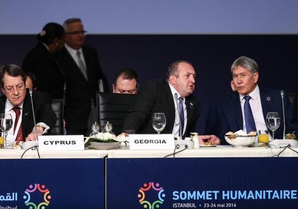 'Dünya İnsani Zirvesi' 40