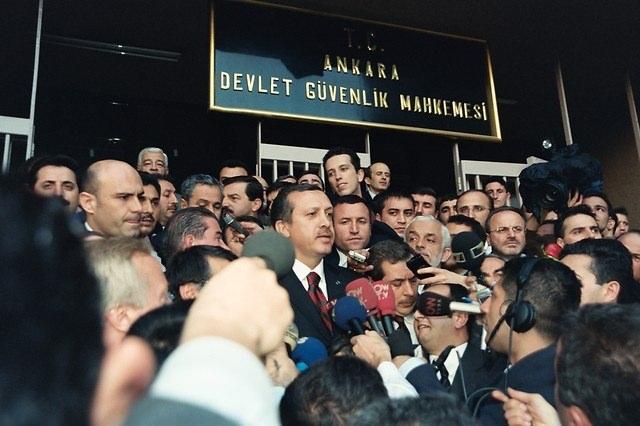 Siyasetin görmediğiniz arşiv fotoğrafları 44