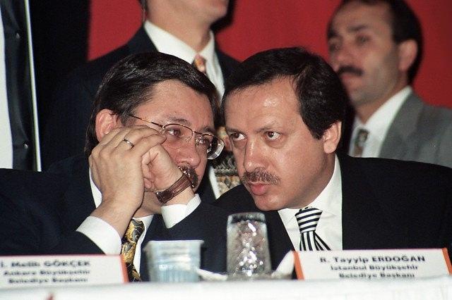 Siyasetin görmediğiniz arşiv fotoğrafları 54
