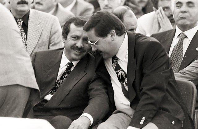 Siyasetin görmediğiniz arşiv fotoğrafları 70