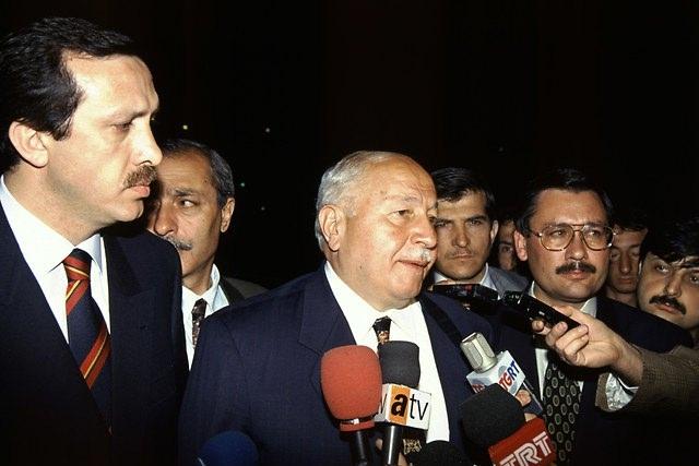 Siyasetin görmediğiniz arşiv fotoğrafları 77