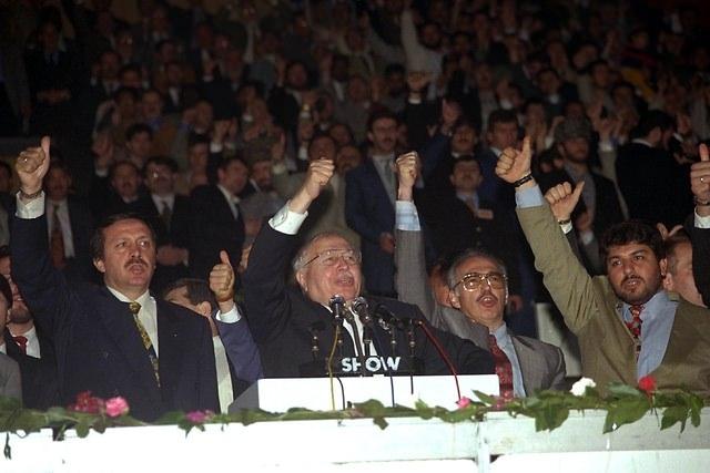 Siyasetin görmediğiniz arşiv fotoğrafları 89