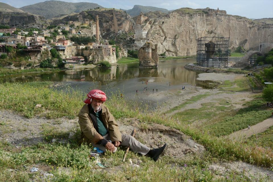 Hasankeyf, tarihi ve kültür varlıkları ile taşınacak 5