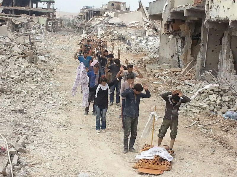 42 PKK'lı böyle teslim oldu 17