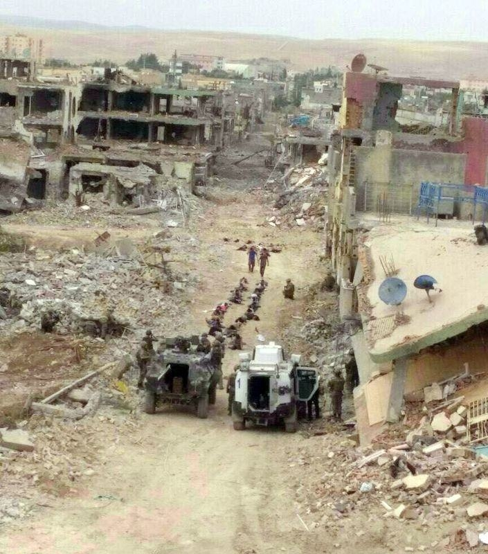 42 PKK'lı böyle teslim oldu 22