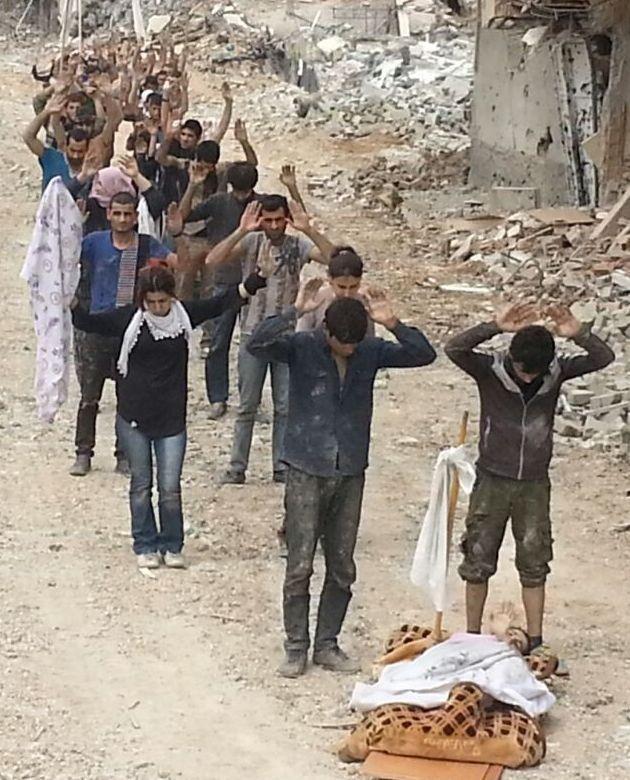 42 PKK'lı böyle teslim oldu 3