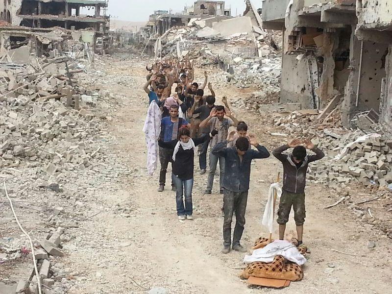 42 PKK'lı böyle teslim oldu 7