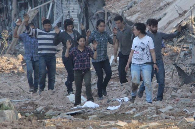Teslim olan 25 PKK'lı bakın neler anlattı 17