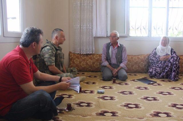 Teslim olan 25 PKK'lı bakın neler anlattı 28