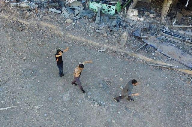 Teslim olan 25 PKK'lı bakın neler anlattı 3