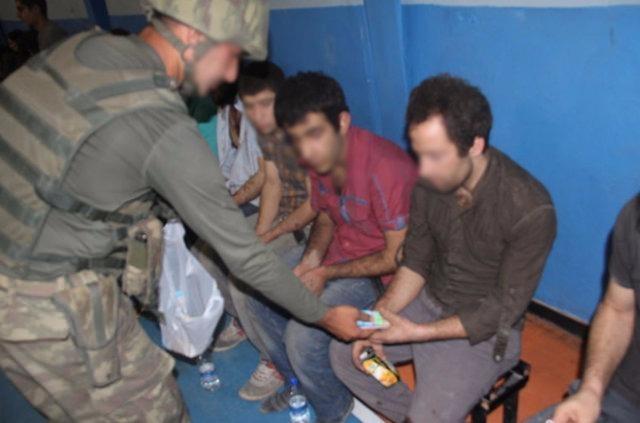 Teslim olan 25 PKK'lı bakın neler anlattı 7