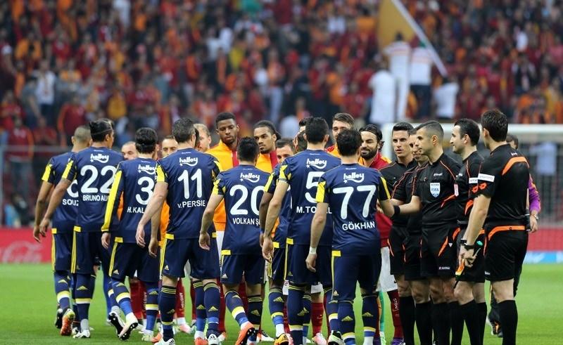 İşte Fenerbahçe - Galatasaray maçının muhtemel 11'leri 1