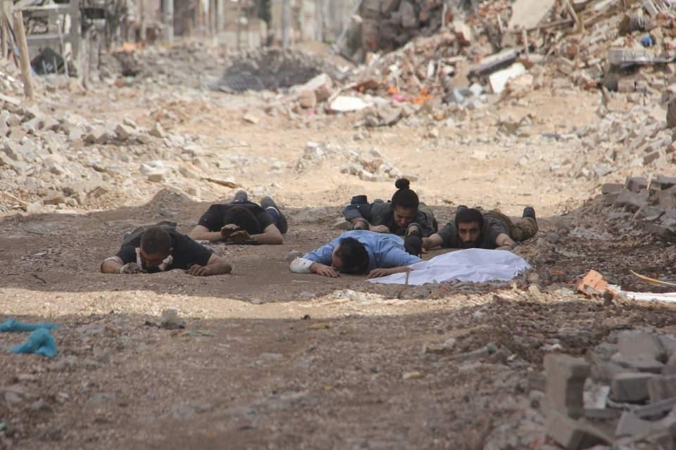 Nusaybin'de bir grup daha teslim oldu 11