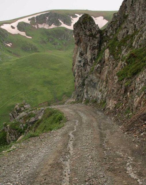 Dünyanın en tehlikeli yolları 12