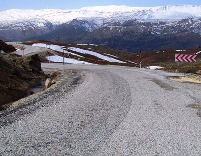 Dünyanın en tehlikeli yolları 21