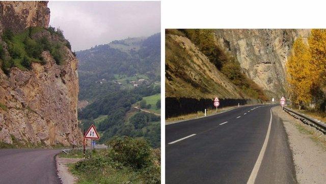 Dünyanın en tehlikeli yolları 24