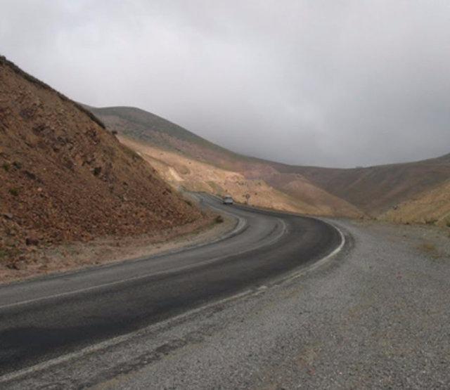 Dünyanın en tehlikeli yolları 27
