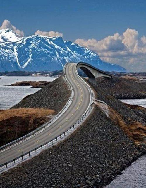 Dünyanın en tehlikeli yolları 32