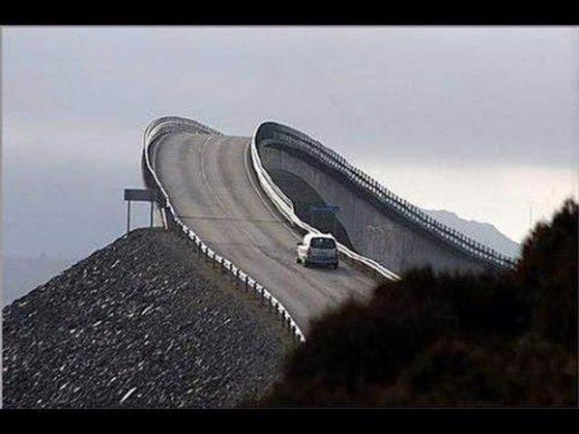Dünyanın en tehlikeli yolları 36