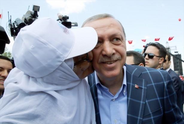 Cumhurbaşkanı ve Başbakan Diyarbakır'da 13