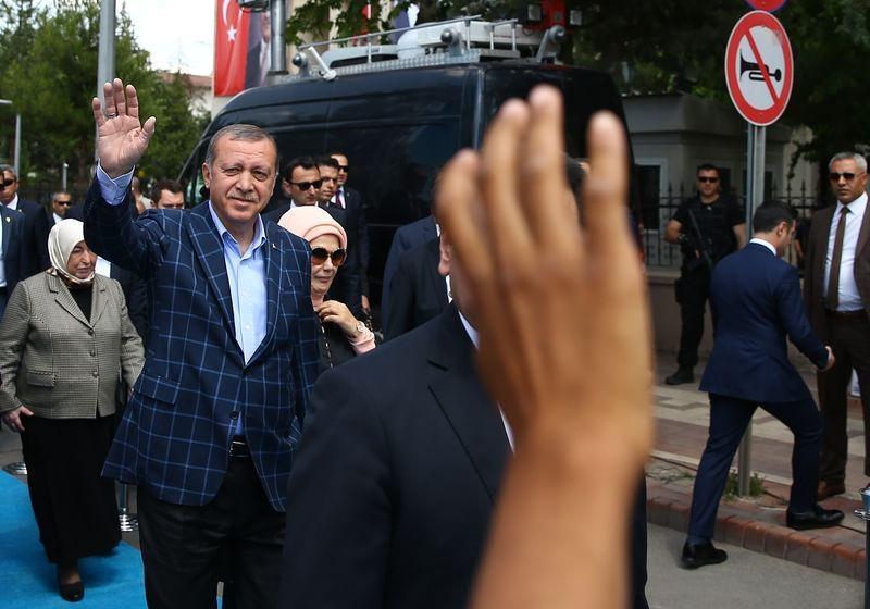 Cumhurbaşkanı ve Başbakan Diyarbakır'da 16