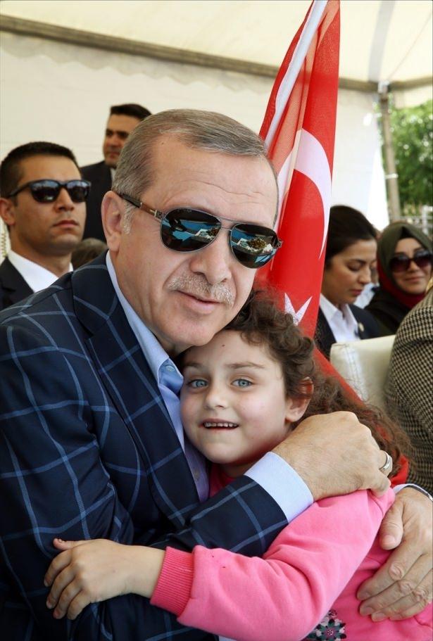 Cumhurbaşkanı ve Başbakan Diyarbakır'da 20