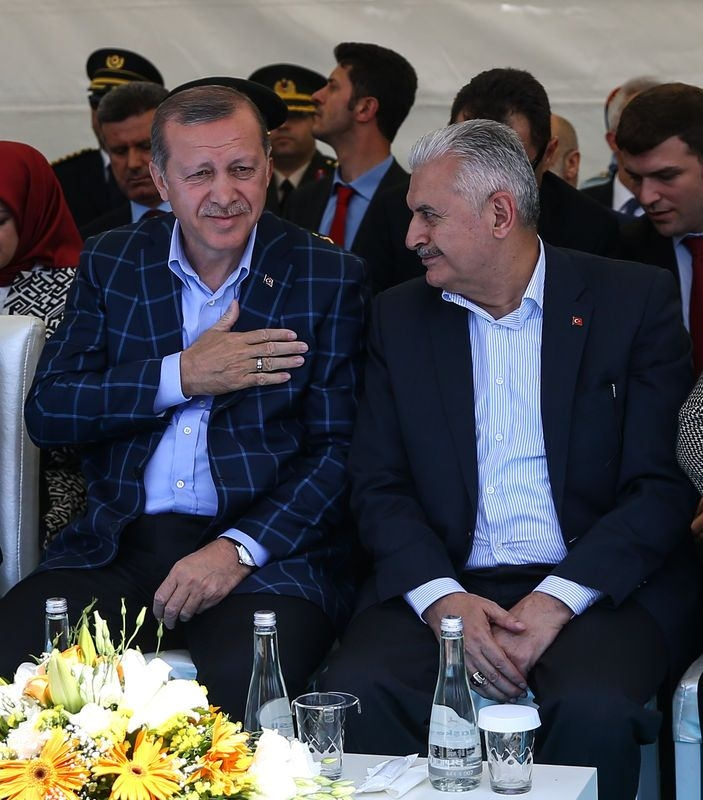 Cumhurbaşkanı ve Başbakan Diyarbakır'da 26