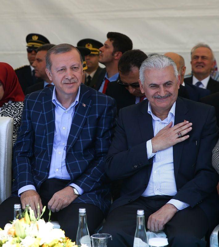 Cumhurbaşkanı ve Başbakan Diyarbakır'da 28