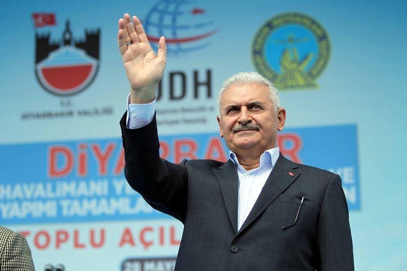Cumhurbaşkanı ve Başbakan Diyarbakır'da 30