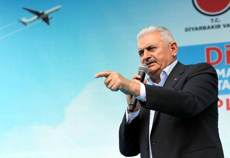 Cumhurbaşkanı ve Başbakan Diyarbakır'da 35