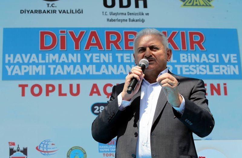 Cumhurbaşkanı ve Başbakan Diyarbakır'da 36