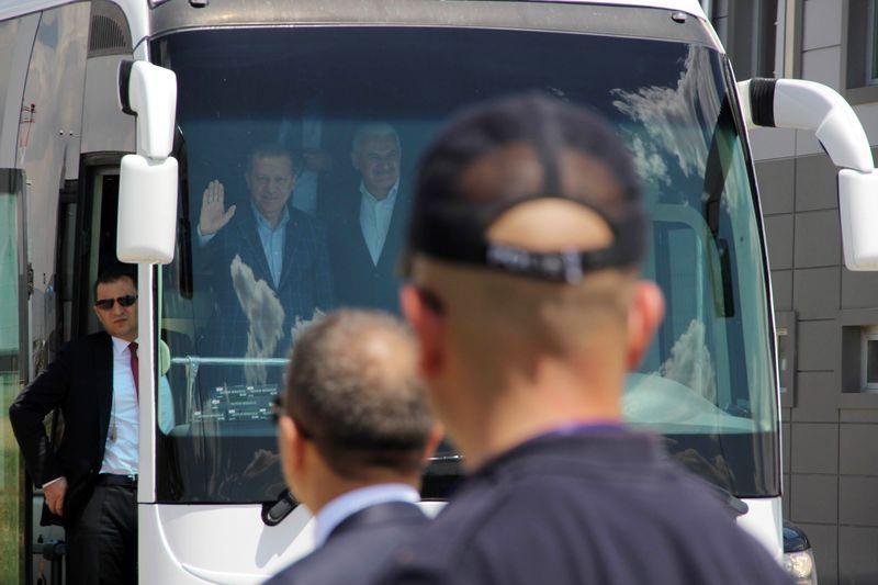 Cumhurbaşkanı ve Başbakan Diyarbakır'da 4