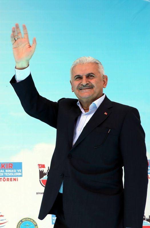 Cumhurbaşkanı ve Başbakan Diyarbakır'da 41
