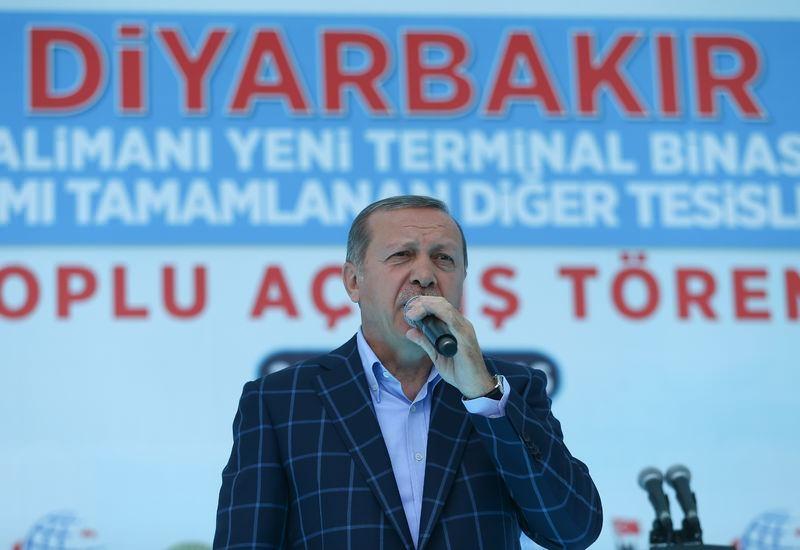 Cumhurbaşkanı ve Başbakan Diyarbakır'da 46