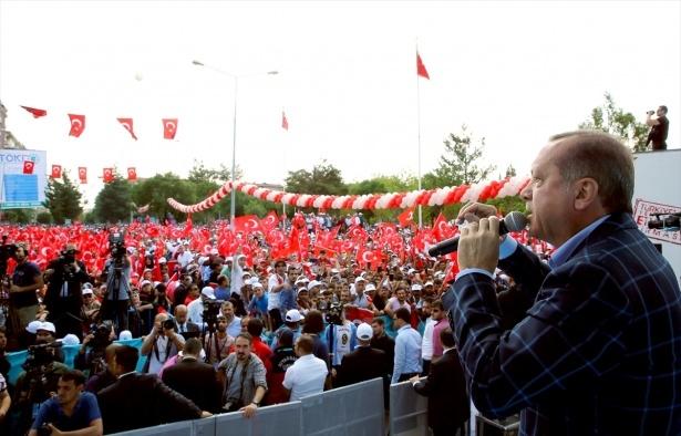 Cumhurbaşkanı ve Başbakan Diyarbakır'da 58