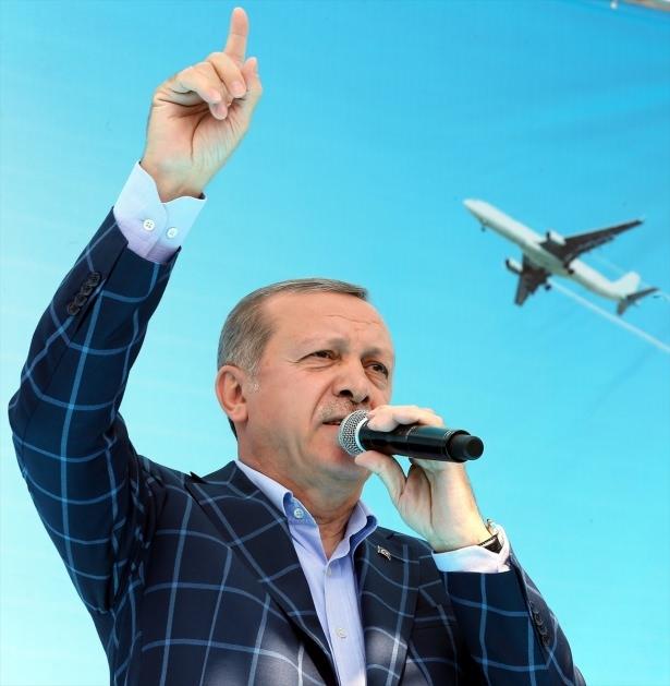 Cumhurbaşkanı ve Başbakan Diyarbakır'da 60