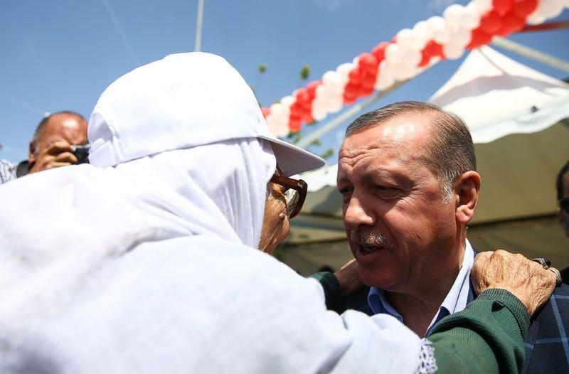 Cumhurbaşkanı ve Başbakan Diyarbakır'da 7