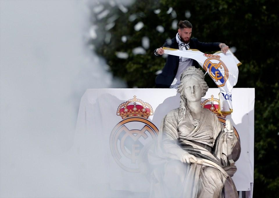 Avrupa'nın en büyüğü 'Real Madrid' 10