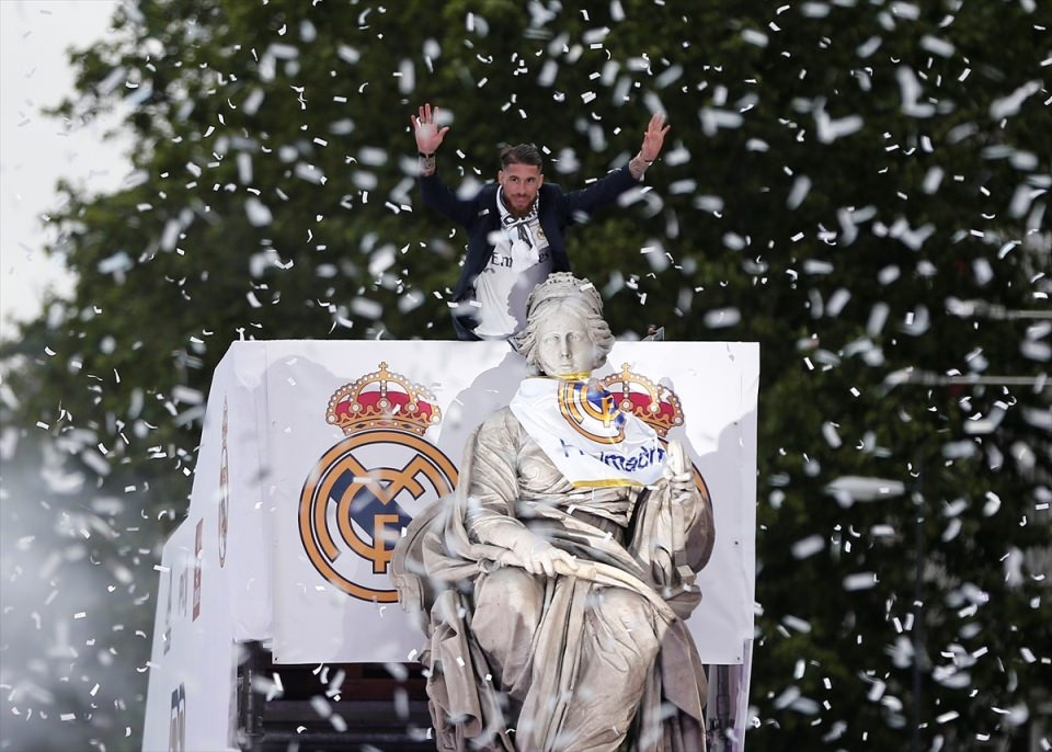 Avrupa'nın en büyüğü 'Real Madrid' 11