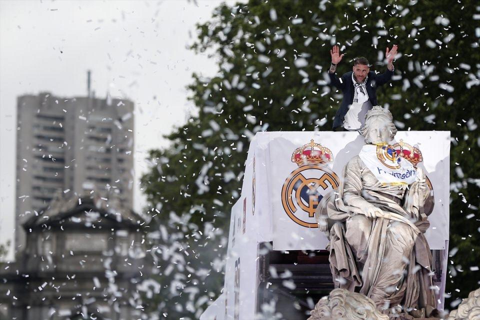Avrupa'nın en büyüğü 'Real Madrid' 12